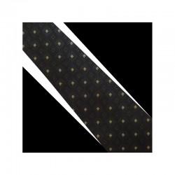 Hedvábná kravata černá