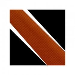 Hedvábná kravata oranžová