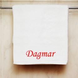 Ručník se jménem Dagmar