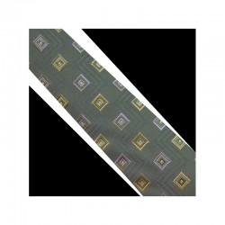 Hedvábná kravata zelená