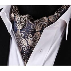 Pánský kravatový šátek Ascot