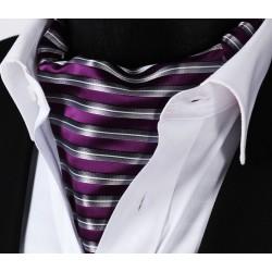 Pánsky kravatový šatka Ascot