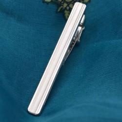 Kravatová spona stříbrná