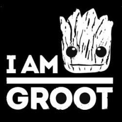 Tričko I am GROOT
