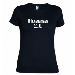 Tričko Human 2.0 dámské