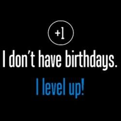 Tričko I level up