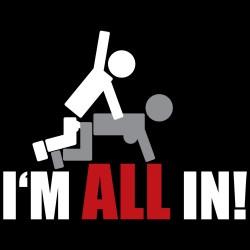 Tričko I am all in