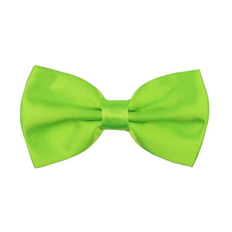 Zelený motýlek s pevným uzlem - Wemay 10c681963a