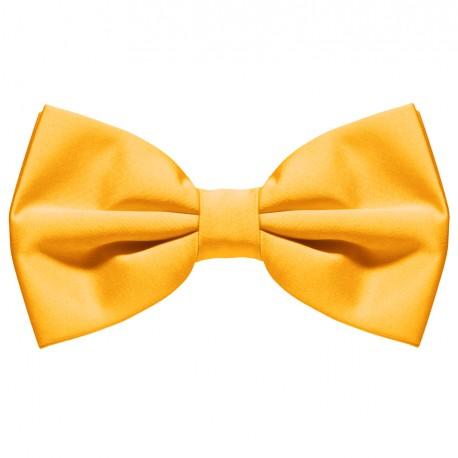 Žlutý motýlek s pevným uzlem