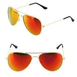 Sluneční brýle červené