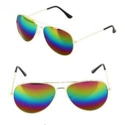 Sluneční brýle vícebarevné