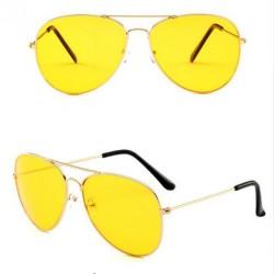 Sluneční brýle žluté