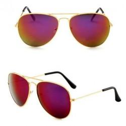Sluneční brýle fialové