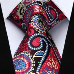 Nadměrná hedvábná kravata