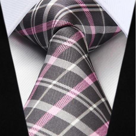 Nadměrná velikost kravata hedvábná