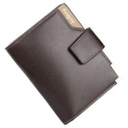 Pánská kožená peněženka hnědá