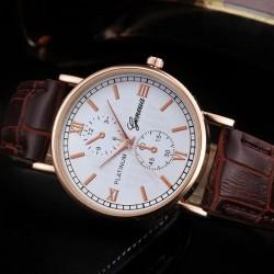 Pánské hodinky Geneva Platinum