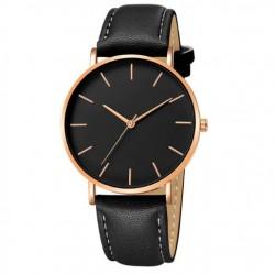 Pánské hodinky černé