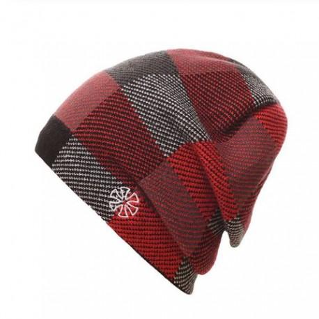 Zimní pletená čepice