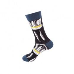 Pánské veselé ponožky ryby
