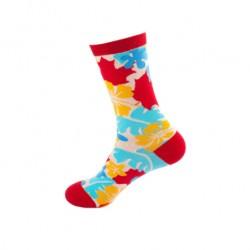 Pánské veselé ponožky listy