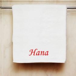 Ručník se jménem Hana