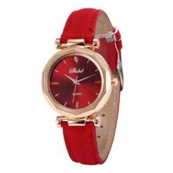 Dámské hodinky červené