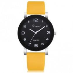 Dámské hodinky Lupai žluté