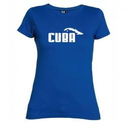 Tričko Cuba dámské