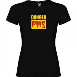 Tričko Danger pms premenstrual syndrome dámské