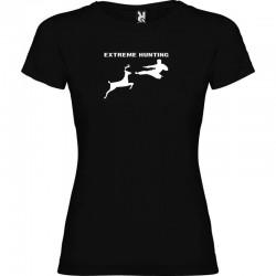 Tričko Extreme hunting dámské