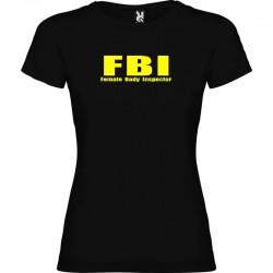 Tričko FBI dámské
