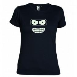 Tričko Futurama Bender dámské